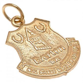 Everton 9ct Gold Pendant