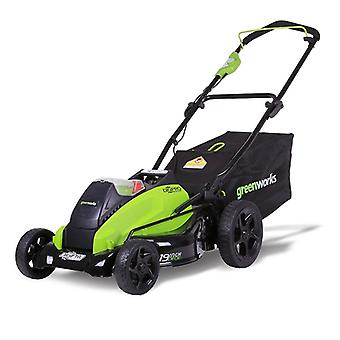 Greenworks GD40LM45 40V 4Ah 45cm Brushless Mower