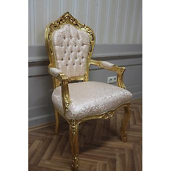 Antique dining chair, baroque, MkCh0075