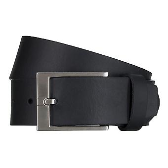Saklani & Friese belts men's belts leather belt black 774