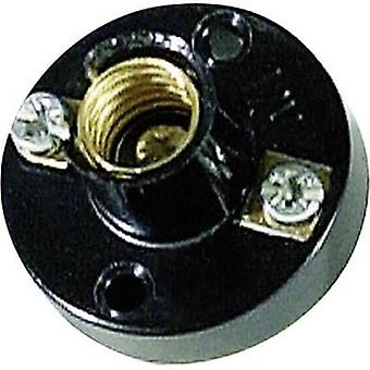 Lamp holder Insulated bridge mounting, screw connection
