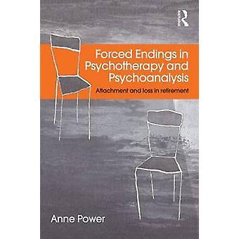 Tvunget avslutninger i psykoterapi og psykoanalyse ved Anne kraft