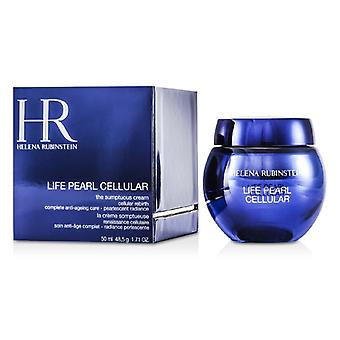 Helena Rubinstein leven Pearl mobiele de weelderige room (Made in Japan) 50ml / 1.71 oz