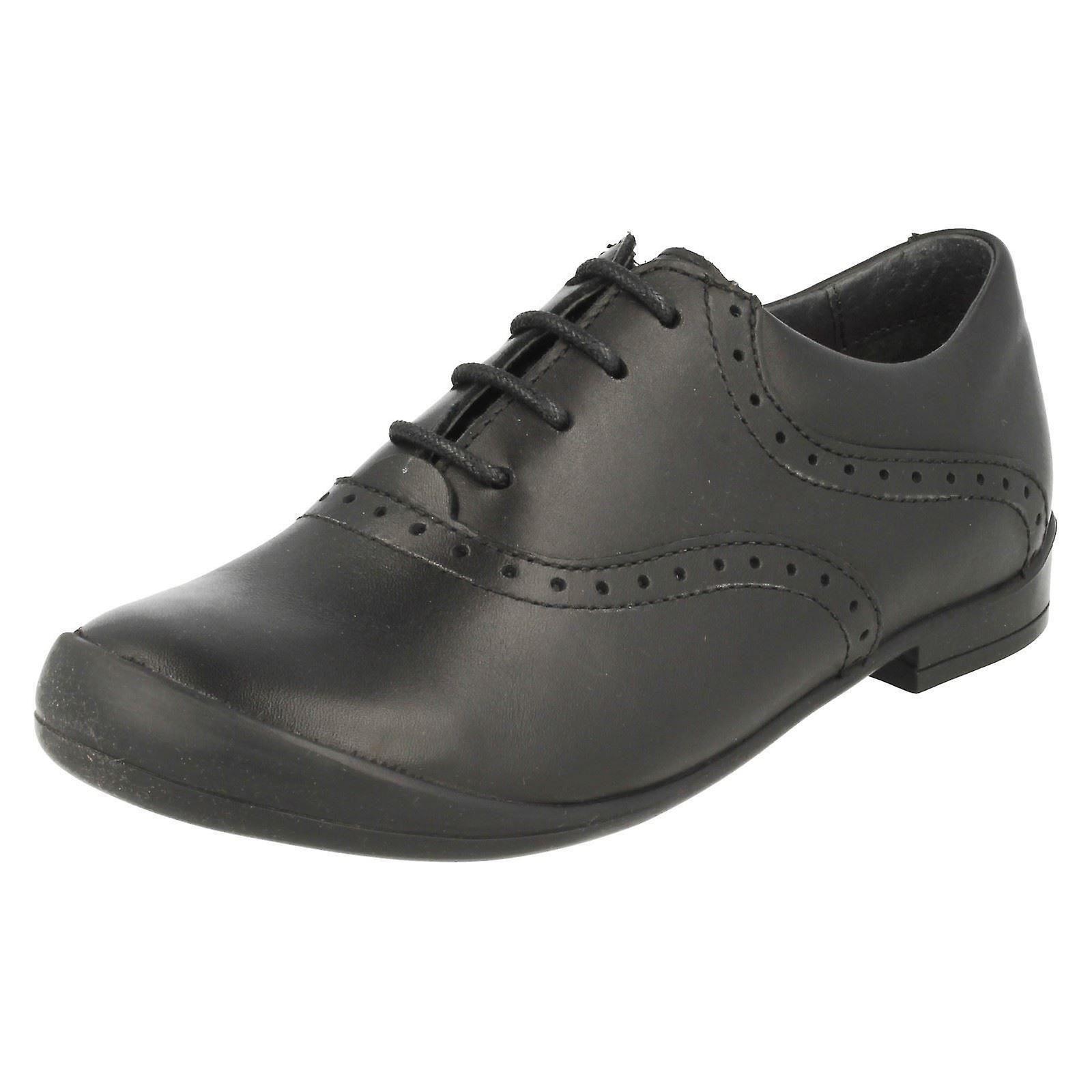 Mädchen Startrite Lace Up Schule Schuhe Eleanor