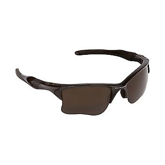 New SEEK Replacement Lenses for Oakley HALF JACKET 2.0 XL Clear Brown