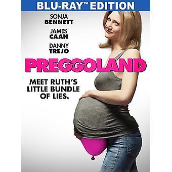 Preggoland [BLU-RAY] USA import