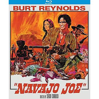 Import USA Navajo Joe [Blu-ray]