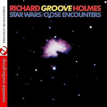 Richard Holmes Groove - Star Wars/Close Encounters [CD] USA import