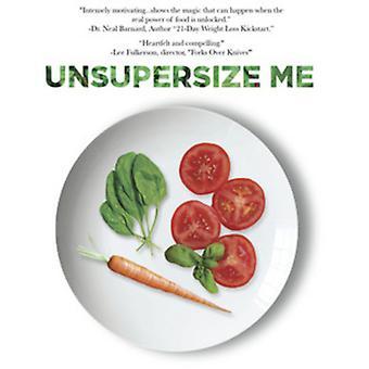 Unsupersize Me [DVD] USA import