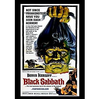 Black Sabbath [DVD] USA importerer