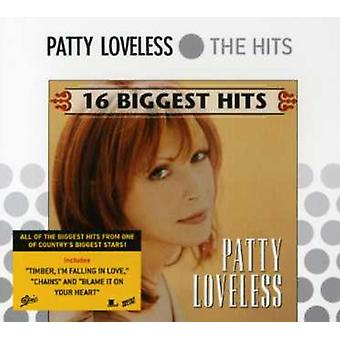 Patty Loveless - 16 plus grands succès [CD] USA import