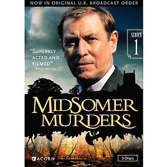 Midsomer Murders: Series 1 [DVD] USA import