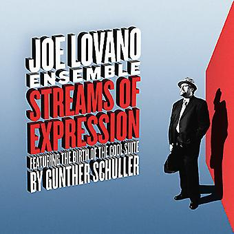 Joe Lovano - Streams of Expression [CD] USA import