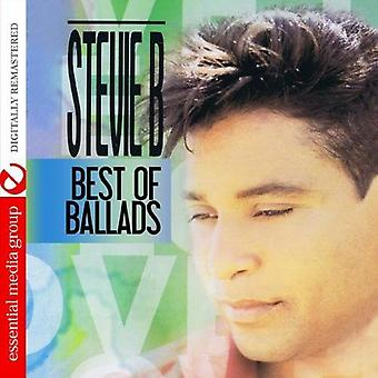 Stevie B - importación de Estados Unidos de canciones [CD]