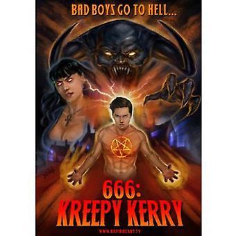 666: Kreepy Kerry [DVD] USA import
