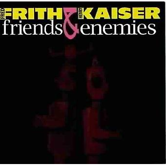 Frith/Kaiser - Friends & Enemies [CD] USA import