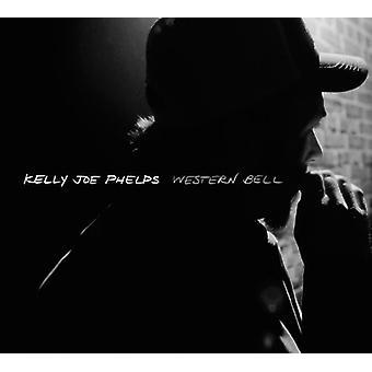 Kelly Joe Phelps - vestlige Bell [CD] USA import