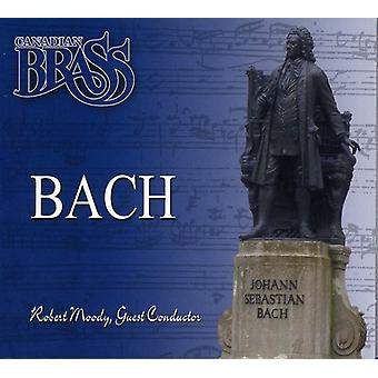 J.S. Bach - canadiske messing spiller Bach [CD] USA import