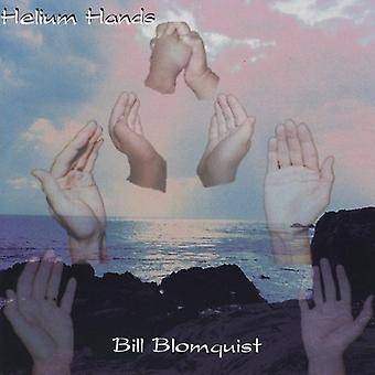 Bill Blomquist - Helium Hands [CD] USA import