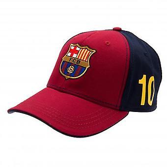 Barcelona Messi Cap