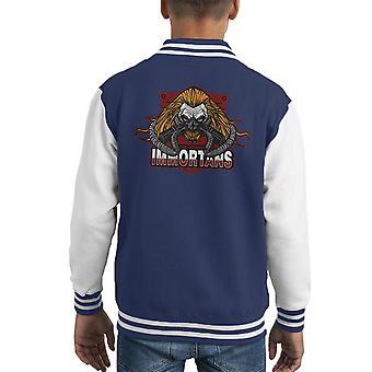 La ciudadela Immortan Joe Mad Varsity Jacket Max Fury Road infantil