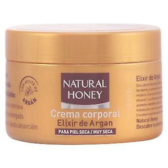 Natural Honey Argan Elixir Body Cream 250 Ml