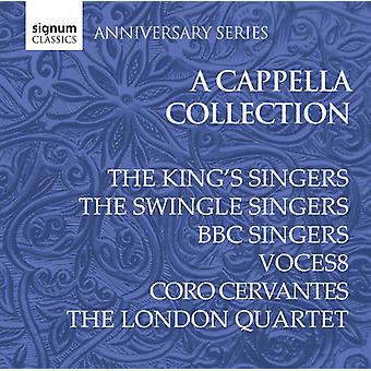 Cappella Collection :Anniversary Series - Anniversary Series: A Cappella Collection [CD] USA import