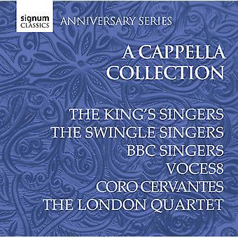 Cappella samling: jubilæum - jubilæum serie: A Cappella samling [CD] USA import