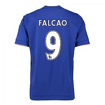 2015-16 Chelsea Home Shirt (Falcao 9)
