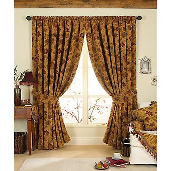 Riva Home Zurich Pencil Pleat Curtains