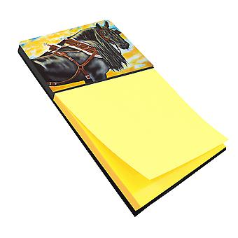 Carolines Treasures  AMB1238SN Day's End Horse Sticky Note Holder