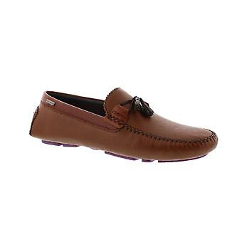 Ted Baker Urbonn - Tan Leather Mens chaussures
