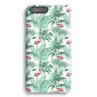 iPhone 7 Blätter Plus Full Print-Fall - Flamingo