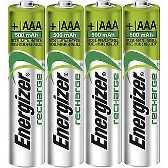 AAA battery (rechargeable) NiMH Energizer Universal HR03 500 mAh 1.2 V 4 pc(s)
