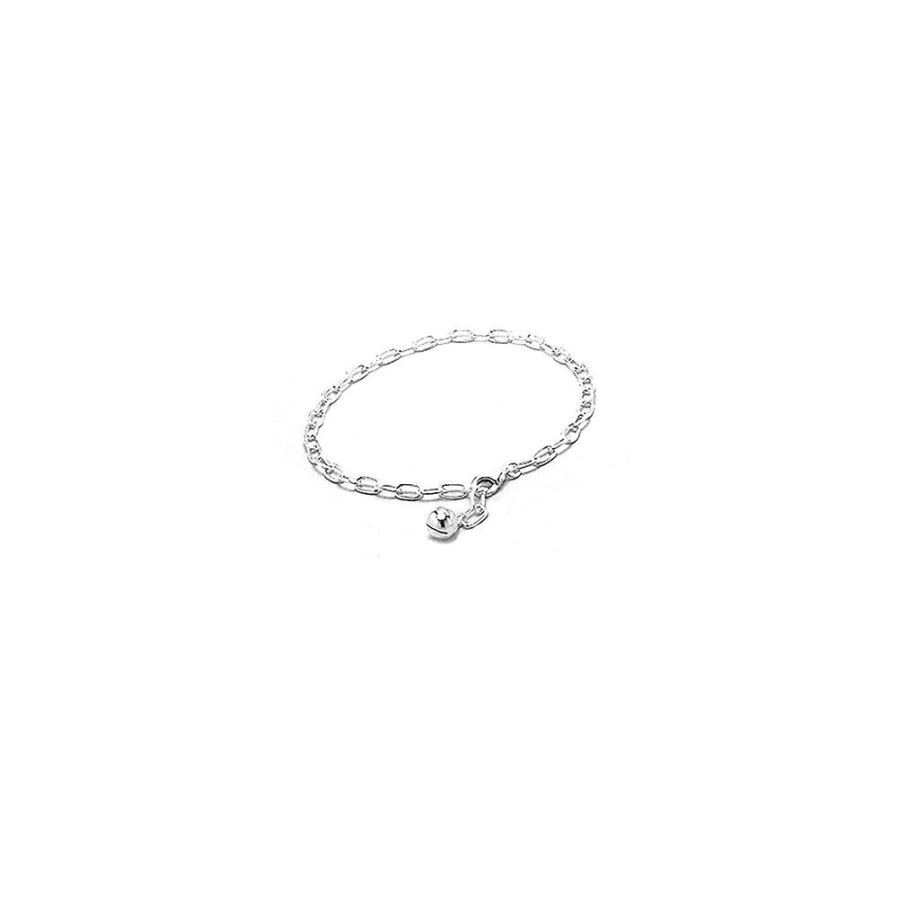 Armband-Charms in Silber 925-21,5 cm