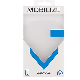 Mobilize Phone Rubber Jelly Case Black