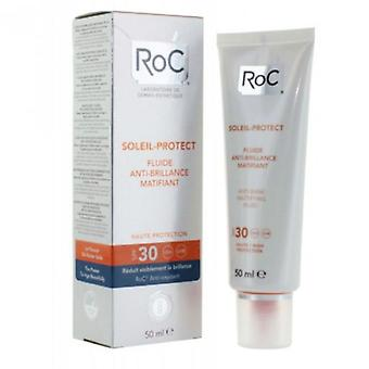 Roc Soleil-Protect Anti-Shine Mattifying Fluid SPF 30 50 ml