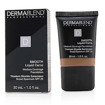 Dermablend Smooth Liquid Camo Foundation SPF 25 (Medium Coverage) - Cinnamom (80N) - 30ml/1oz