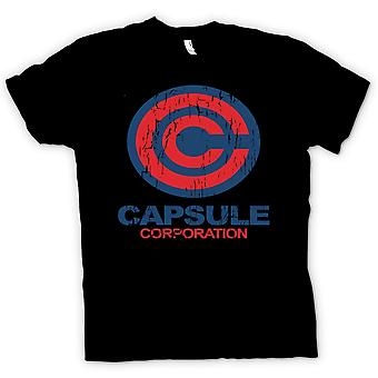 Kinder T-shirt - Capsule Corporation - Dragonball