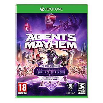 Agents of Mayhem Day One Edition (Xbox One)