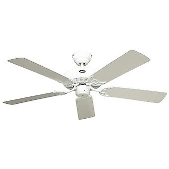 Ceiling fan CLASSIC ROYAL White