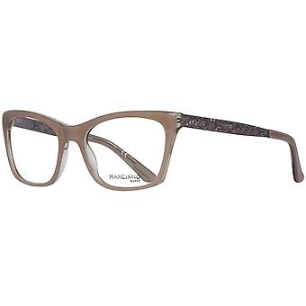 Guess By Marciano Brille Damen Creme