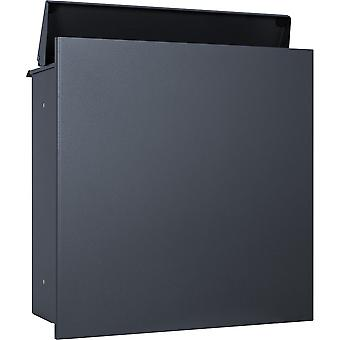 MOCAVI ZBox 111 fence letterbox anthracite RAL 7016
