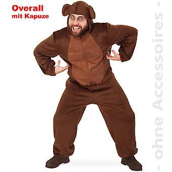 Monkey costume mens monkey suit coverall monkey mens costume
