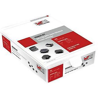 Würth Elektronik WE-LQS 7440402 Design Kit inductors 550 pc(s)
