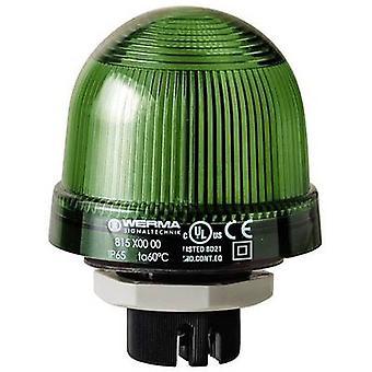 Light Werma Signaltechnik 815.200.00 Green
