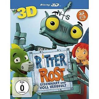blu-ray 3D Ritter Rost - Eisenhart und voll verbeult (+ 2D Blu-ray) FSC: 0
