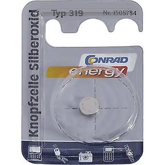 Button cell SR64, SR527 Silver oxide Conrad energy SR64