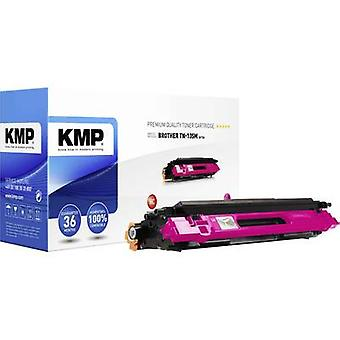 KMP Toner cartridge replaced Brother TN-135, TN135M Compatible M