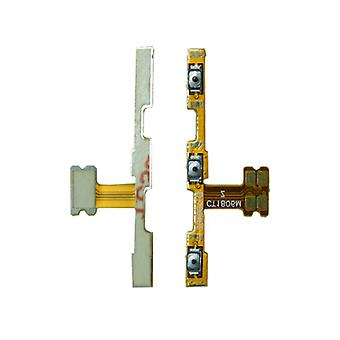 For Huawei Y7 2018 power and volume button Flex cable repair switch new